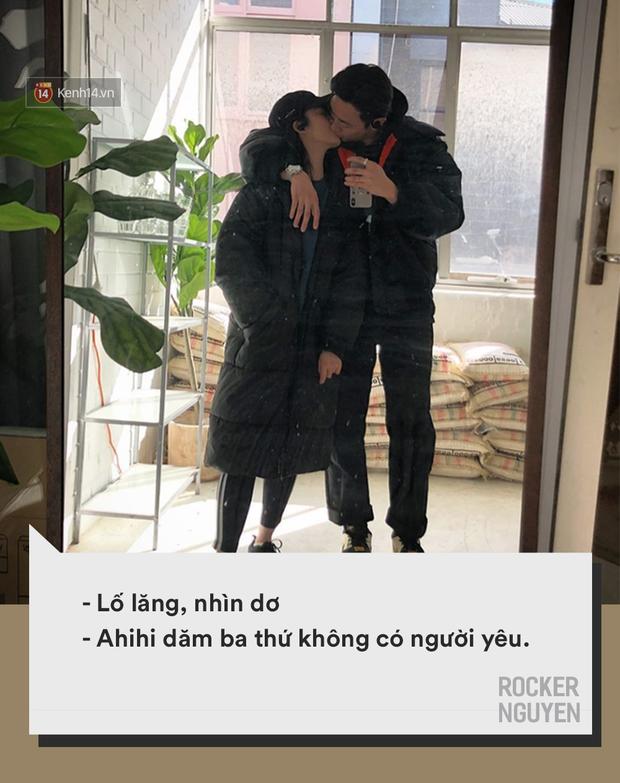 Công khai yêu đương một ngày đã phải thở ra mười nghìn câu khẩu nghiệp: Ai cho Rocker Nguyễn được hiền?  - Ảnh 5.