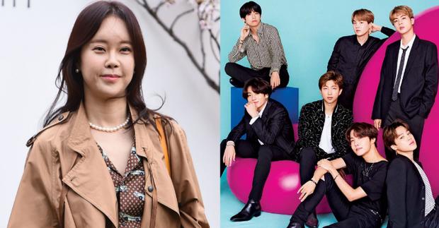 Nữ hoàng ballad Baek Jin Young tiết lộ tầm nhìn xa trông rộng của bố Bang: Tin tưởng 100% vào thành công của BTS ngay từ khi debut! - Ảnh 1.