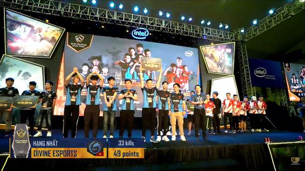 Vừa vô địch giải PUBG Đông Nam Á lại rinh thêm cúp mới: Divine Esports đích thị là ông vua PUBG của khu vực! - Ảnh 3.