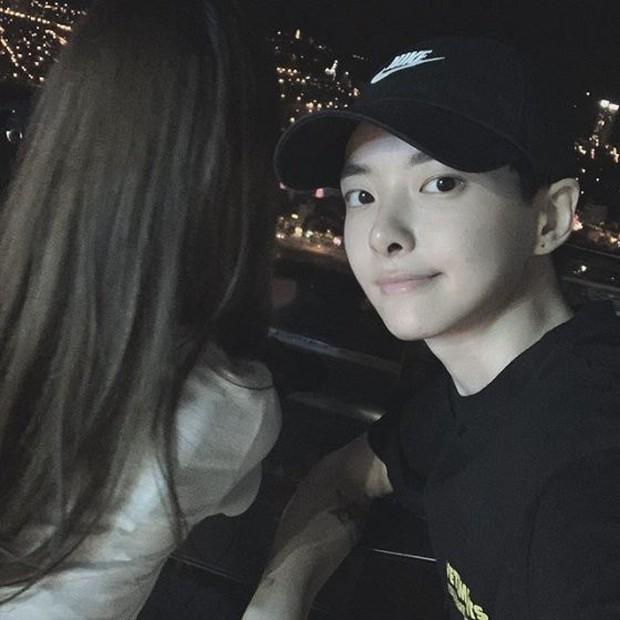 Từng hẹn hò và khiến T.O.P (Big Bang) lên bờ xuống ruộng, Han Seo Hee lại dính tin đồn hẹn hò hotgirl chuyển giới? - Ảnh 2.