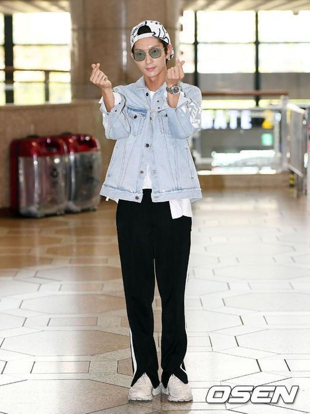 Tá hỏa 5 pha tụt cân của sao Hàn: Phó chủ tịch Park Seo Joon hốc hác, đôi chân tong teo Hyuna nhìn còn xót xa hơn - Ảnh 18.