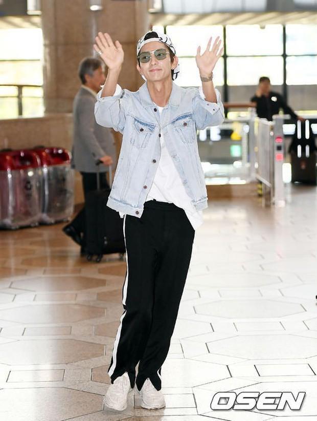 Tá hỏa 5 pha tụt cân của sao Hàn: Phó chủ tịch Park Seo Joon hốc hác, đôi chân tong teo Hyuna nhìn còn xót xa hơn - Ảnh 19.
