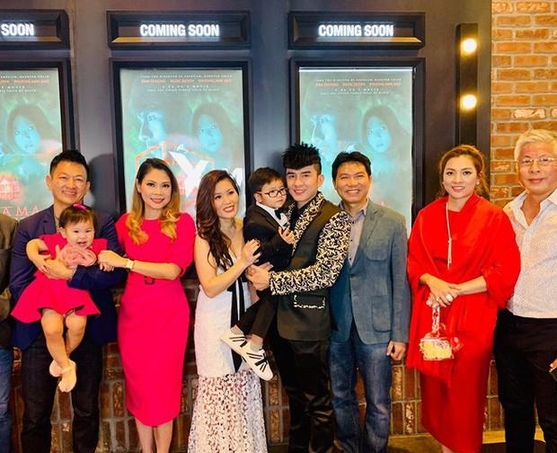 Quý tử triệu đô nhà Đan Trường thân thiết với con gái Thanh Thảo, netizen rần rần mong 2 gia đình kết tình thông gia - Ảnh 1.