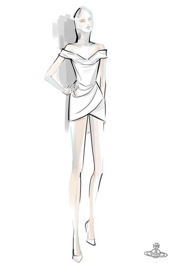 """""""Chiếc váy trả thù"""" của Công nương Diana được đồn đoán là nguồn cảm hứng cho váy cưới của Hailey Bieber - Ảnh 3."""