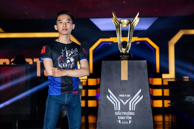 Chiến thắng nghẹt thở, King of Free Fire sẽ đại diện Việt Nam tham dự giải Esports tầm cỡ thế giới tại Brazil - Ảnh 6.