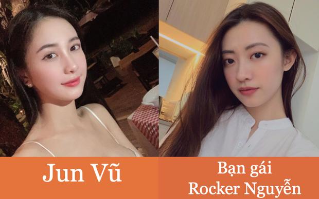 Dân tình ngỡ ngàng vì bạn gái mới Rocker Nguyễn trông quen quen, hoá ra lại là chị em sinh đôi với nhân vật này? - Ảnh 2.