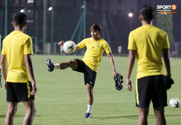 Đội tuyển Malaysia tập trễ hơn kế hoạch vì chờ thầy trò HLV Park Hang-seo - Ảnh 11.