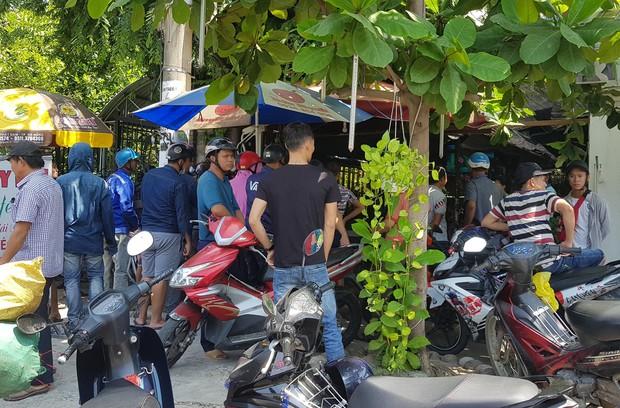 NÓNG: Cướp táo tợn giữa ban ngày ở Đà Nẵng, cụ bà 71 tuổi và cô gái trẻ bị đâm nguy kịch - Ảnh 3.