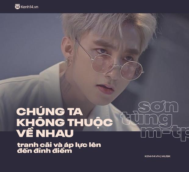 Tròn 7 năm debut của Sơn Tùng M-TP: từ chàng ca sĩ Underground đến ngôi sao đưa nhạc Việt lên tạp chí Billboard! - Ảnh 10.