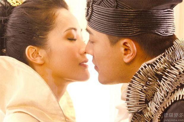 Hội bồ yêu cũ màn ảnh của Lâm Phong: Ai cũng ship Xa Thi Mạn nhưng bị đồn phim giả tình thật với Chung Gia Hân - Ảnh 12.