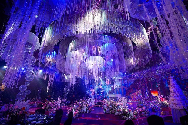 """Soi thực đơn """"siêu đám cưới"""" của rich kid Giang Lê: ná thở vì toàn món thượng hạng, số lượng cực nhiều - Ảnh 6."""