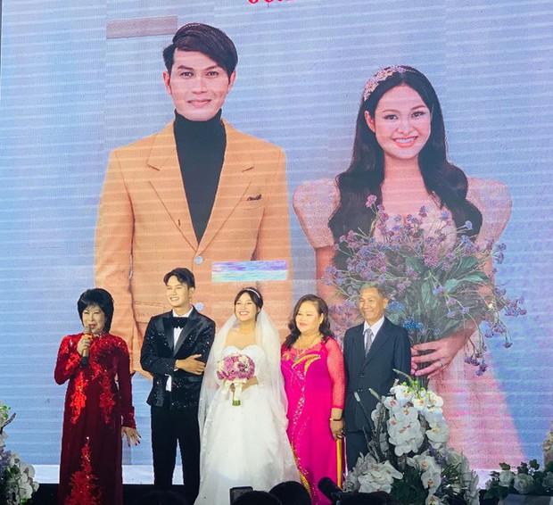 Đại Nghĩa, Khả Như và dàn sao làng hài đình đám tề tựu đông đủ mừng đám cưới của nữ đồng nghiệp thân thiết - Ảnh 1.