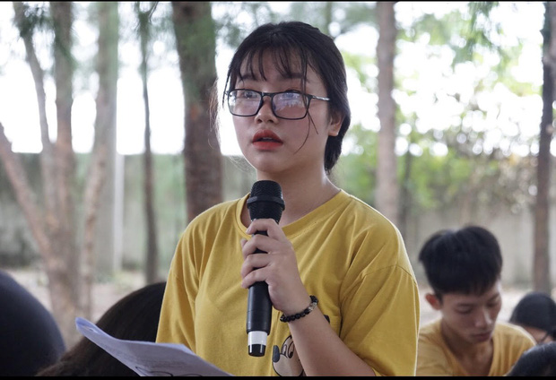 Tiết học văn độc đáo của học sinh 2 trường THPT ở Hà Nội, tìm về nguồn cội để hiểu hơn về tác giả tác phẩm - Ảnh 5.