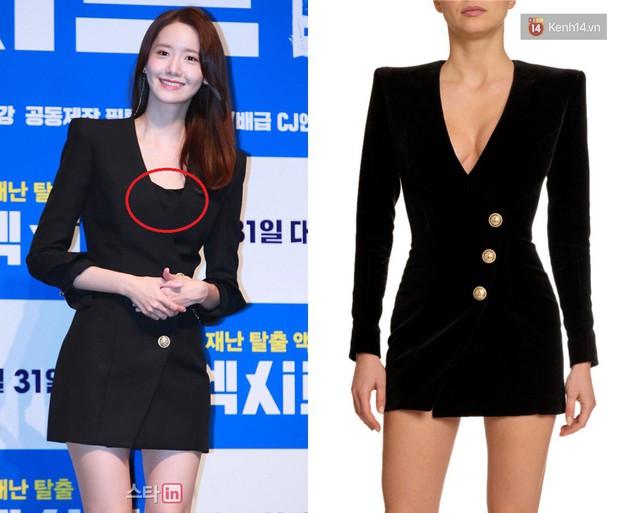 Yoona hiếm khi ăn mặc gợi cảm vì cứ lần nào hở là cô lại khâu tiệt cho kín - Ảnh 3.