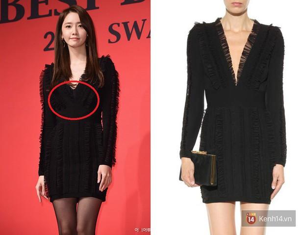 Yoona hiếm khi ăn mặc gợi cảm vì cứ lần nào hở là cô lại khâu tiệt cho kín - Ảnh 8.