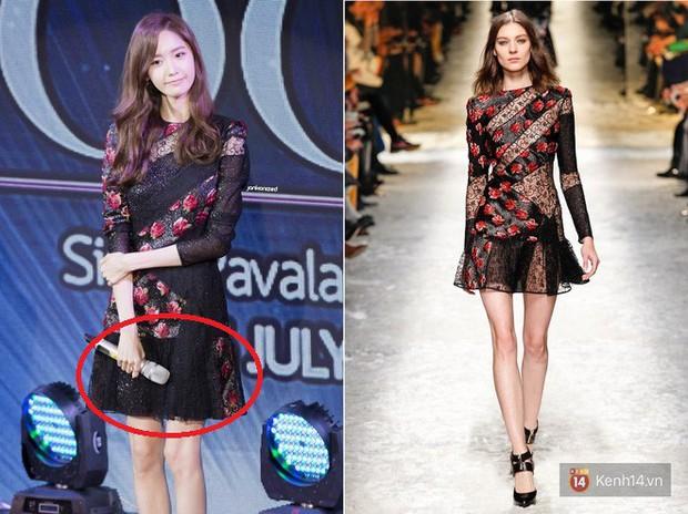 Yoona hiếm khi ăn mặc gợi cảm vì cứ lần nào hở là cô lại khâu tiệt cho kín - Ảnh 6.