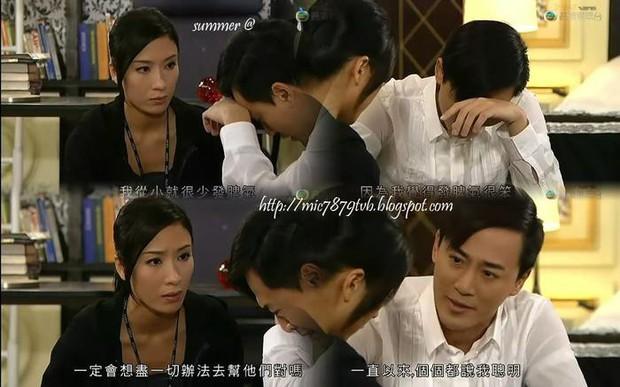 Hội bồ yêu cũ màn ảnh của Lâm Phong: Ai cũng ship Xa Thi Mạn nhưng bị đồn phim giả tình thật với Chung Gia Hân - Ảnh 5.