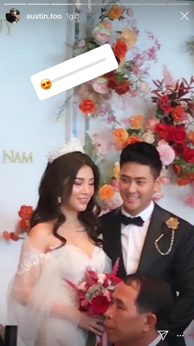 """Soi thực đơn """"siêu đám cưới"""" của rich kid Giang Lê: ná thở vì toàn món thượng hạng, số lượng cực nhiều - Ảnh 1."""
