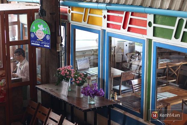 Đến Chiang Mai mà không đi ăn ở nông trại sẽ là một thiếu sót lớn đó, ca sĩ Quang Vinh và mầm non giải trí Liên Bỉnh Phát còn từng mê mệt món ăn ở đây này - Ảnh 1.
