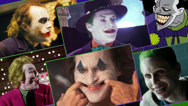 Nhan sắc thật của 6 tài tử hóa thân thành Joker: Toàn lọt top quyến rũ nhất mọi thời đại, nhìn loạt ảnh hồi trẻ là rõ - Ảnh 1.