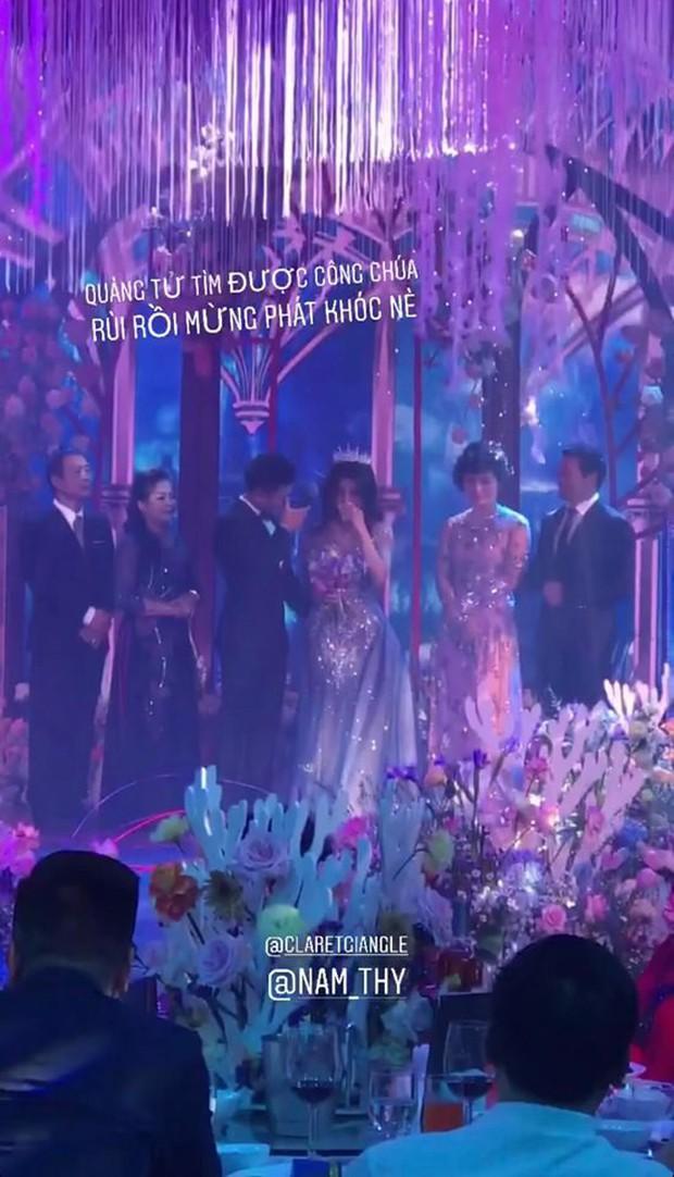 """Soi thực đơn """"siêu đám cưới"""" của rich kid Giang Lê: ná thở vì toàn món thượng hạng, số lượng cực nhiều - Ảnh 2."""