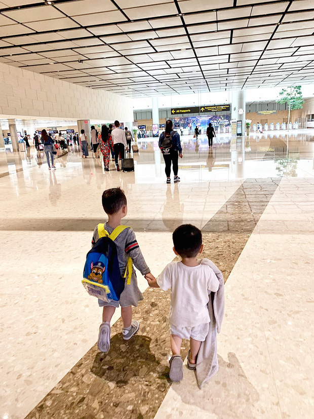 Ly Kute 1 mình đưa con trai đi du lịch, tiết lộ những tính cách đáng yêu của Khoai Tây khiến ai cũng xuýt xoa - Ảnh 1.