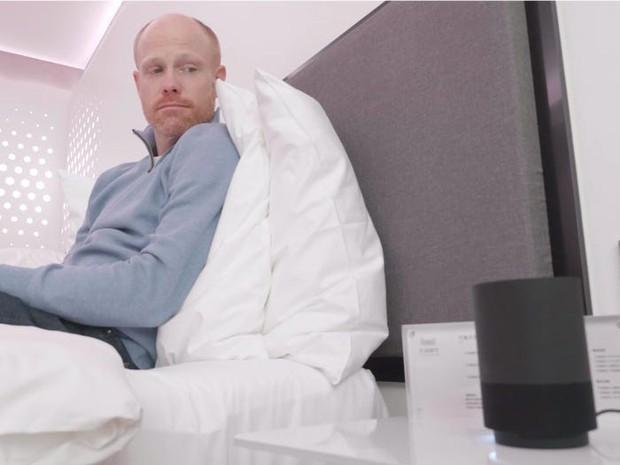 Ngợp mắt với khách sạn tương lai của ông trùm hàng đầu Trung Quốc, tràn ngập robot và công nghệ đầy nhà - Ảnh 11.