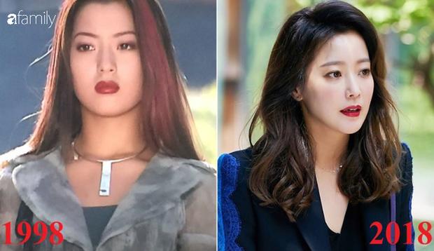 """""""Quốc bảo nhan sắc"""" Kim Hee Sun còn trẻ đẹp hơn cả 20 năm trước khiến fan cũng choáng, công lớn nhờ đổi makeup và kiểu tóc - Ảnh 1."""