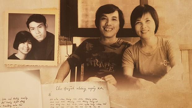Nhìn lại bộ phim Lưu Quang Vũ - Xuân Quỳnh Gửi Lại: Từng khung hình kỷ niệm về cuộc đời của hai tài năng đoản mệnh! - Ảnh 2.