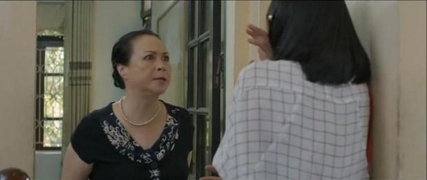 Bà Kim (Hoa Hồng Trên Ngực Trái) tiết lộ lý do căm thù con dâu: Bí mật của San là nguyên nhân hại chết bố chồng? - Ảnh 4.