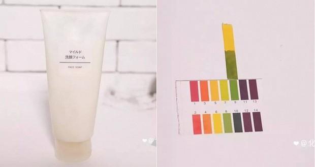 So sánh độ pH của 10 loại sữa rửa mặt phổ biến, bất ngờ khi có loại được đánh giá dịu nhẹ lại dễ khiến da bị tổn thương - Ảnh 11.