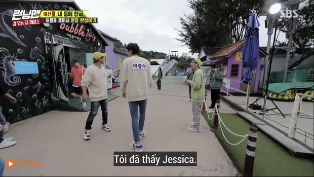 Chuyện thật như đùa: Tiffany (SNSD) bị gọi nhầm thành... Jessica ngay trên sóng Running Man - Ảnh 2.