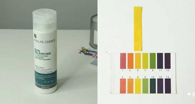 So sánh độ pH của 10 loại sữa rửa mặt phổ biến, bất ngờ khi có loại được đánh giá dịu nhẹ lại dễ khiến da bị tổn thương - Ảnh 5.