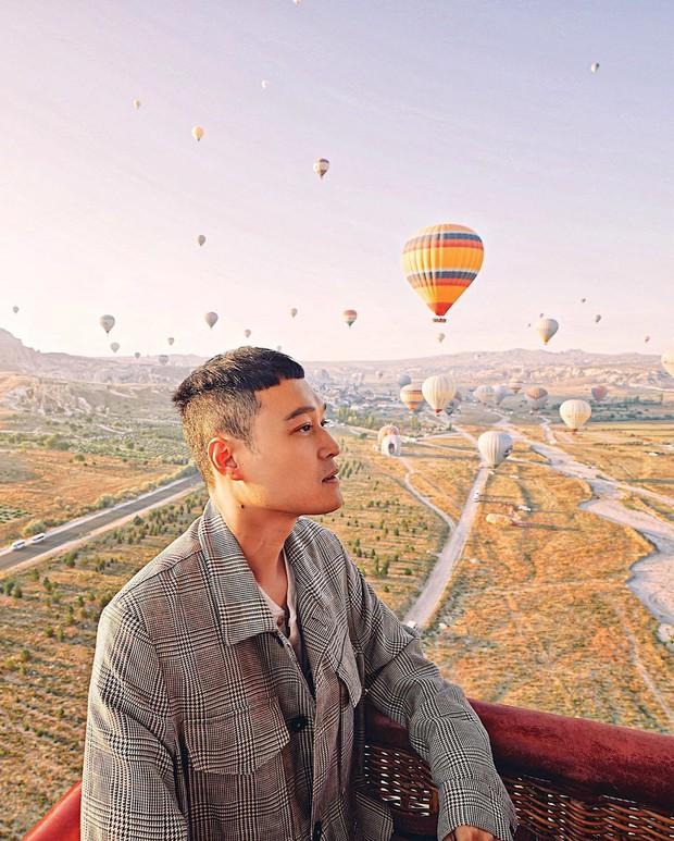 Chàng ca sĩ Quang Vinh bao năm bị đồn là thiếu gia Nguyễn Kim: Bỏ hào quang sân khấu để theo đuổi đam mê du lịch với những bức ảnh chất hơn nước cất - Ảnh 5.