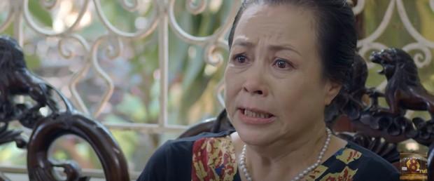 Bà Kim (Hoa Hồng Trên Ngực Trái) tiết lộ lý do căm thù con dâu: Bí mật của San là nguyên nhân hại chết bố chồng? - Ảnh 2.