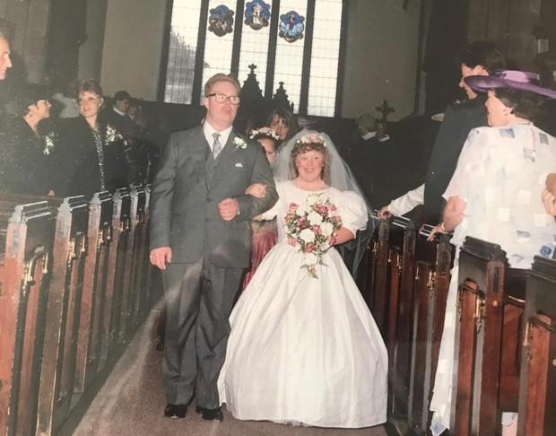Cặp đôi mắc hội chứng Down kết hôn lâu nhất thế giới: Cuộc tình cảm động vượt qua bao hoài nghi và rào cản để về chung một nhà - Ảnh 2.