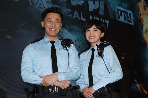 Hội bồ yêu cũ màn ảnh của Lâm Phong: Ai cũng ship Xa Thi Mạn nhưng bị đồn phim giả tình thật với Chung Gia Hân - Ảnh 13.