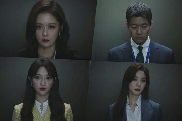 VIP tung teaser mới sặc mùi tiểu tam: Jang Nara tái mặt phát hiện chồng tình tang với đồng nghiệp - Ảnh 1.