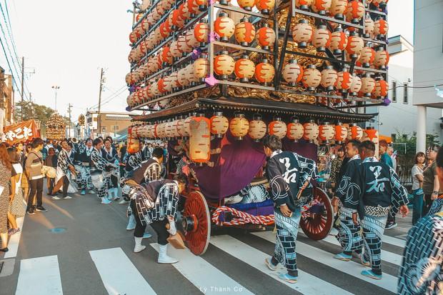 Thật tình cờ và thật bất ngờ: Đi du lịch Nhật Bản trái mùa, chàng travel blogger được trải nghiệm lễ hội đèn lồng hơn 350 tuổi tại Nihonmatsu - Ảnh 5.