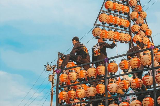 Thật tình cờ và thật bất ngờ: Đi du lịch Nhật Bản trái mùa, chàng travel blogger được trải nghiệm lễ hội đèn lồng hơn 350 tuổi tại Nihonmatsu - Ảnh 10.