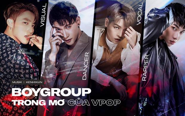 Nếu dàn mỹ nam này của Vpop cùng debut trong một nhóm nhạc thì xin lỗi nhé, các boygroup Kpop gặp đối thủ rồi! - Ảnh 1.