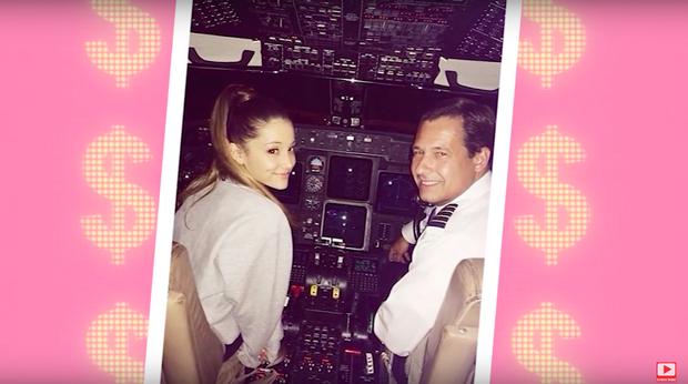 """Xin """"thở gấp"""" 1 phút trước số tiền tỷ Ariana Grande chi cho việc đi máy bay và thuê Airbnb mỗi tháng, có khi bằng người thường kiếm cả đời - Ảnh 16."""
