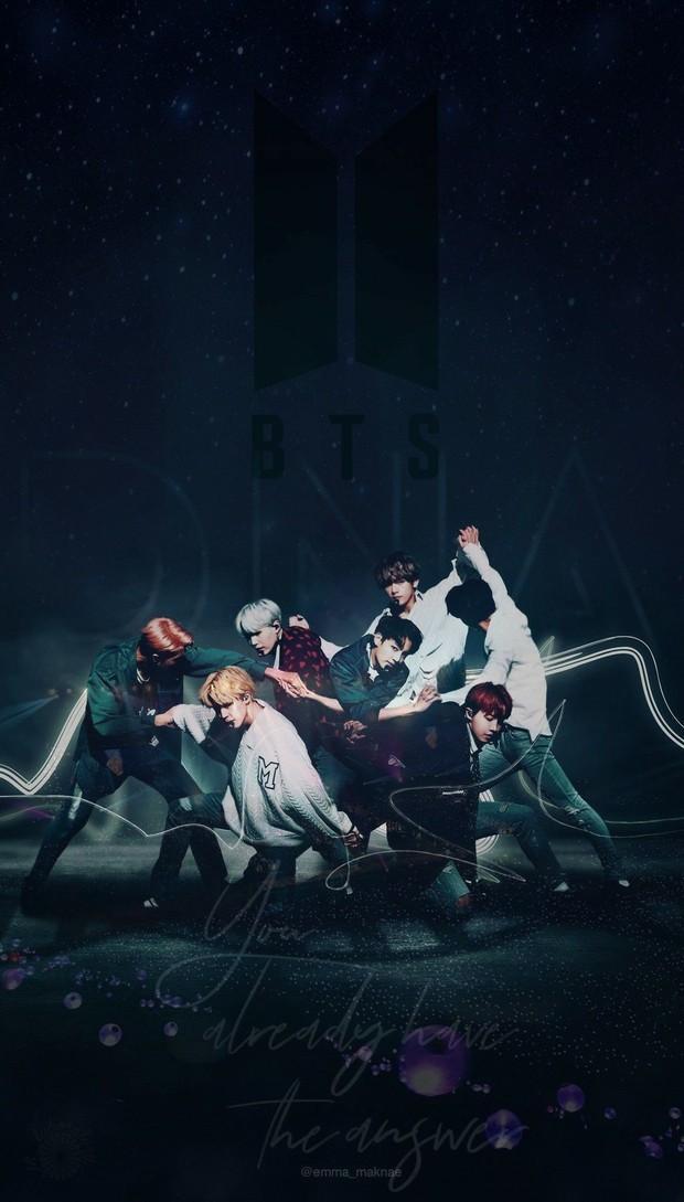 Bất ngờ chưa: Fandom ARMY của BTS vinh dự là Người yêu tiếng Hàn năm 2019 do chính Cục Văn hóa bầu chọn! - Ảnh 1.