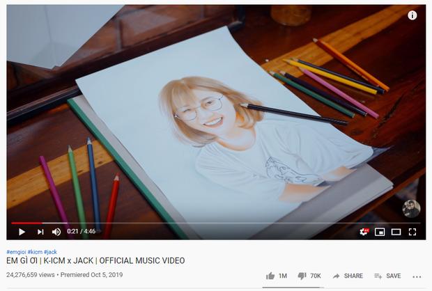 1001 thuyết âm mưu về việc Em Gì Ơi của Jack & K-ICM 3 ngày không lọt nổi top trending: các chuyên gia YouTube nói gì? - Ảnh 2.