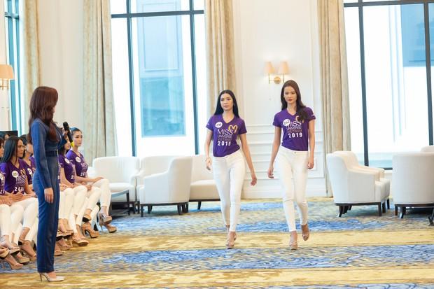 Võ Hoàng Yến: Các em đi thi Hoa hậu thì luôn luôn 24/24, các em phải diễn - Ảnh 6.