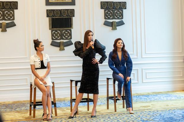 Võ Hoàng Yến: Các em đi thi Hoa hậu thì luôn luôn 24/24, các em phải diễn - Ảnh 2.