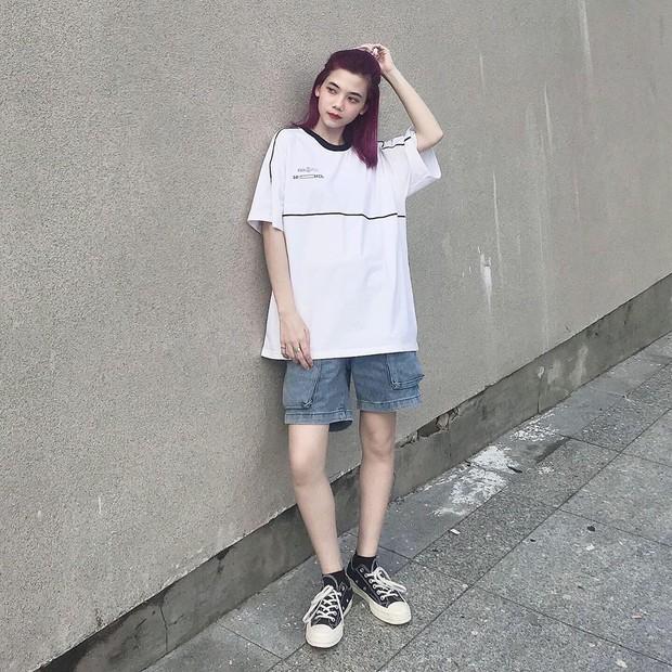 #kenh14streetstyle: nhiều bạn trẻ lên đồ đẹp mê, bộ nào cũng chất xịn, xem đến đâu trầm trồ đến đó - Ảnh 4.