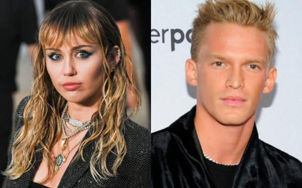 Sau Liam và bạn gái, Miley Cyrus nhanh chóng hẹn hò bạn trai kém 5 tuổi: Nàng làm bữa sáng, chàng viết thơ sexy tặng - Ảnh 1.