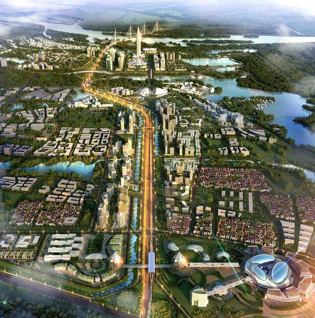Hà Nội sắp xây tòa tháp cao nhất Việt Nam và Đông Nam Á - Ảnh 3.