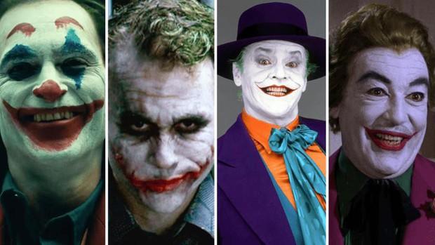 Soi nhanh một loạt Joker: Có thể Joaquin Phoenix là điên nhất nhưng chuẩn nguyên tác lại là người khác - Ảnh 1.